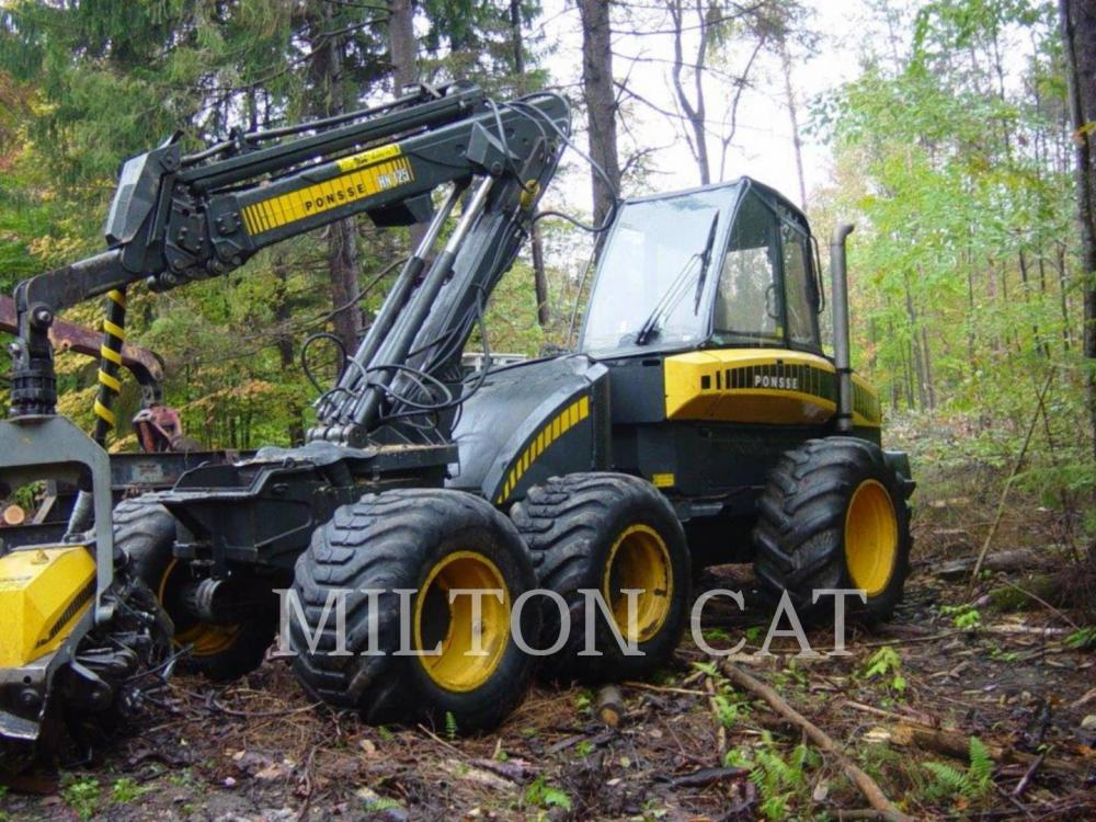 Detail photo of 2002 Ponsse ERGO from Construction Equipment Guide