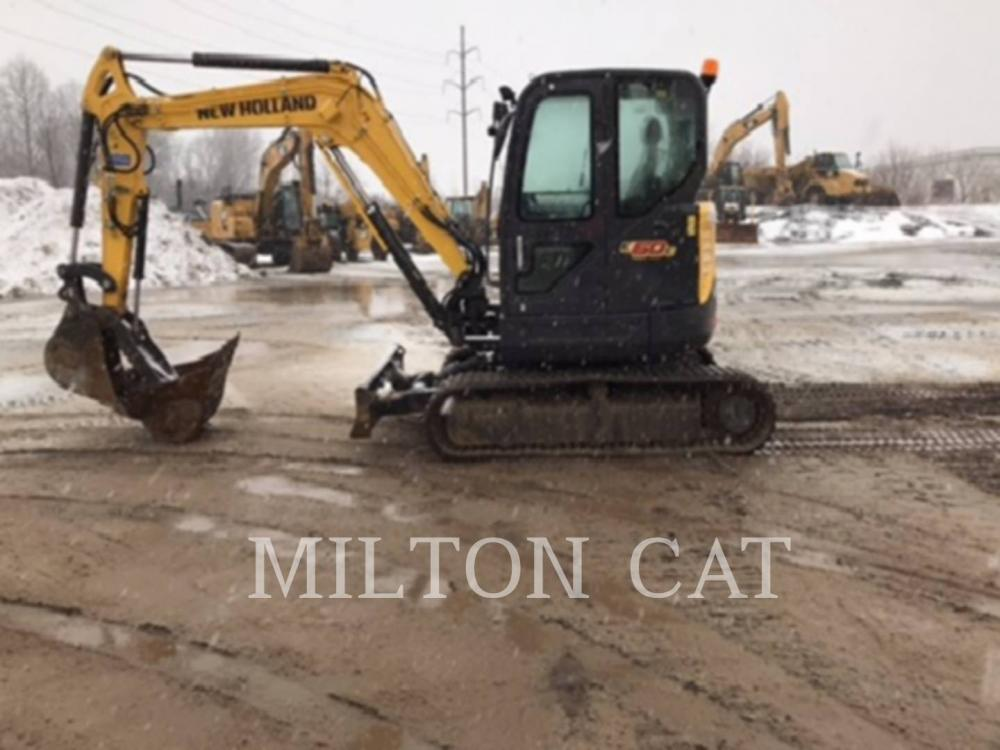 Detail photo of 2017 New Holland E60C from Construction Equipment Guide