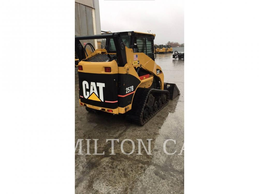 Detail photo of 2007 Caterpillar 257B from Construction Equipment Guide