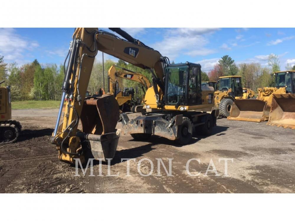 Detail photo of 2013 Caterpillar M318D from Construction Equipment Guide