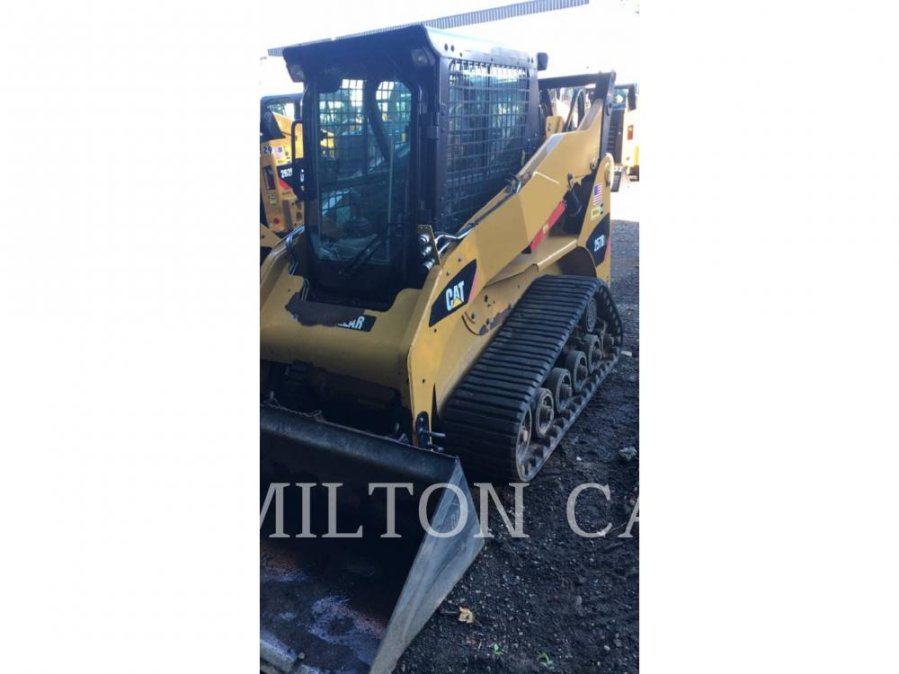 Detail photo of 2012 Caterpillar 257B2 from Construction Equipment Guide