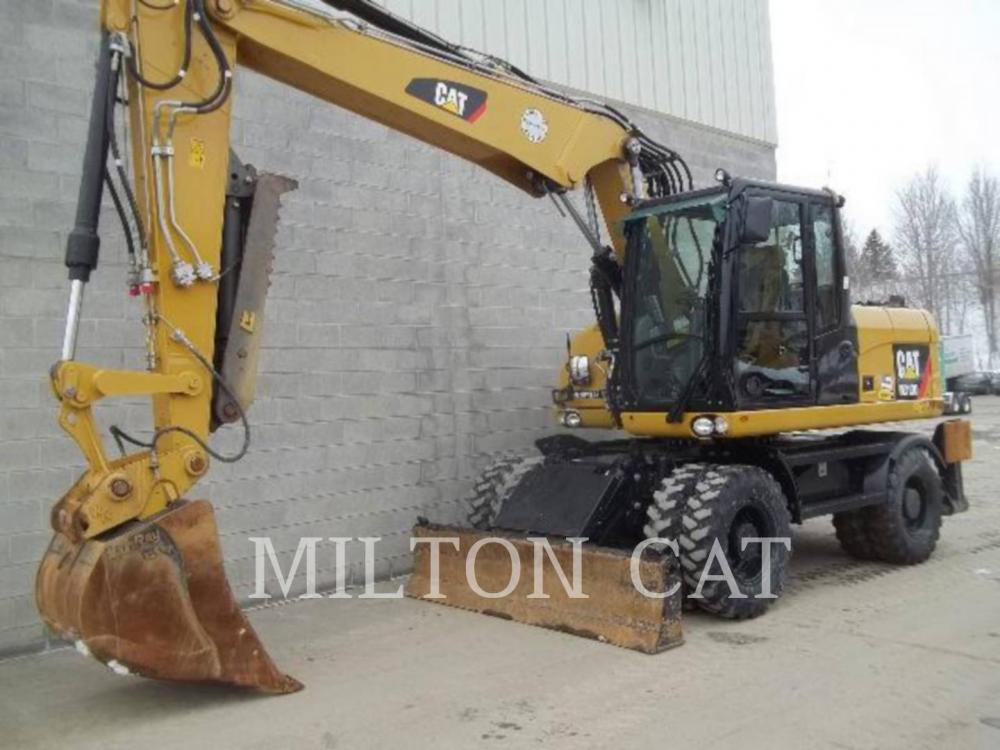 Detail photo of 2013 Caterpillar M313D from Construction Equipment Guide