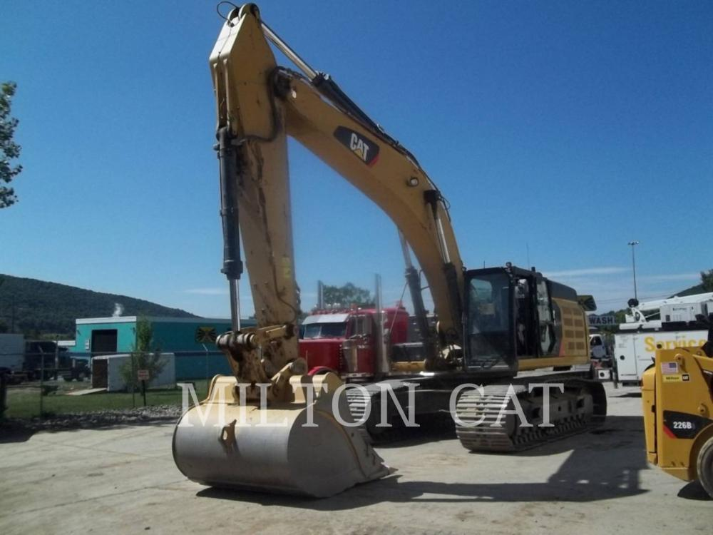 Detail photo of 2011 Caterpillar 349EL from Construction Equipment Guide