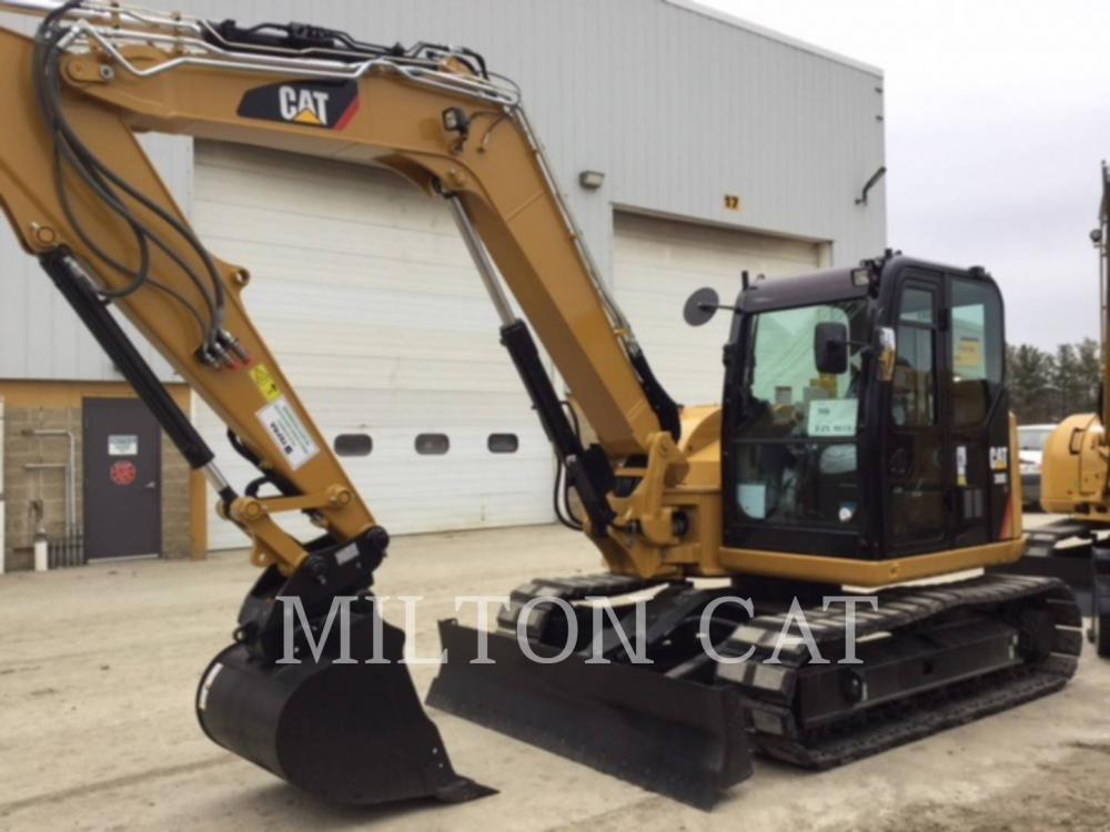 Detail photo of 2017 Caterpillar 308E2 CR SB from Construction Equipment Guide