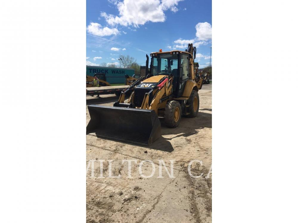 Detail photo of 2017 Caterpillar 420F IT II from Construction Equipment Guide