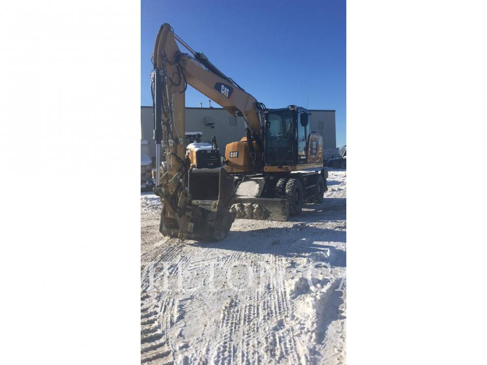 Detail photo of 2016 Caterpillar M314F from Construction Equipment Guide