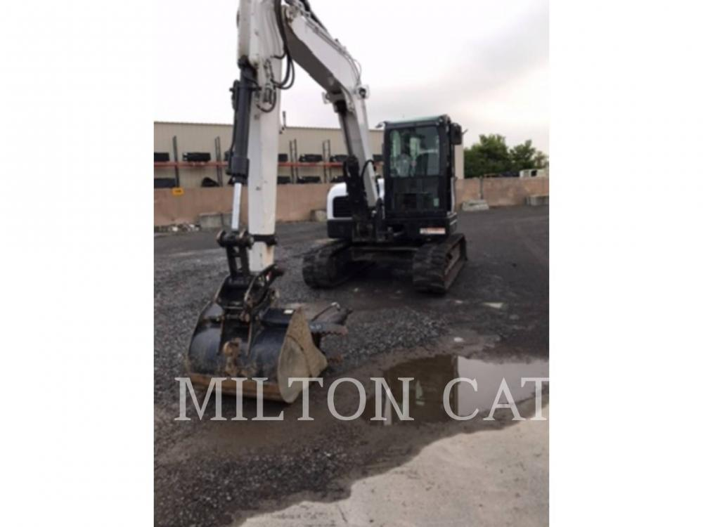 Detail photo of 2017 Bobcat E85 from Construction Equipment Guide