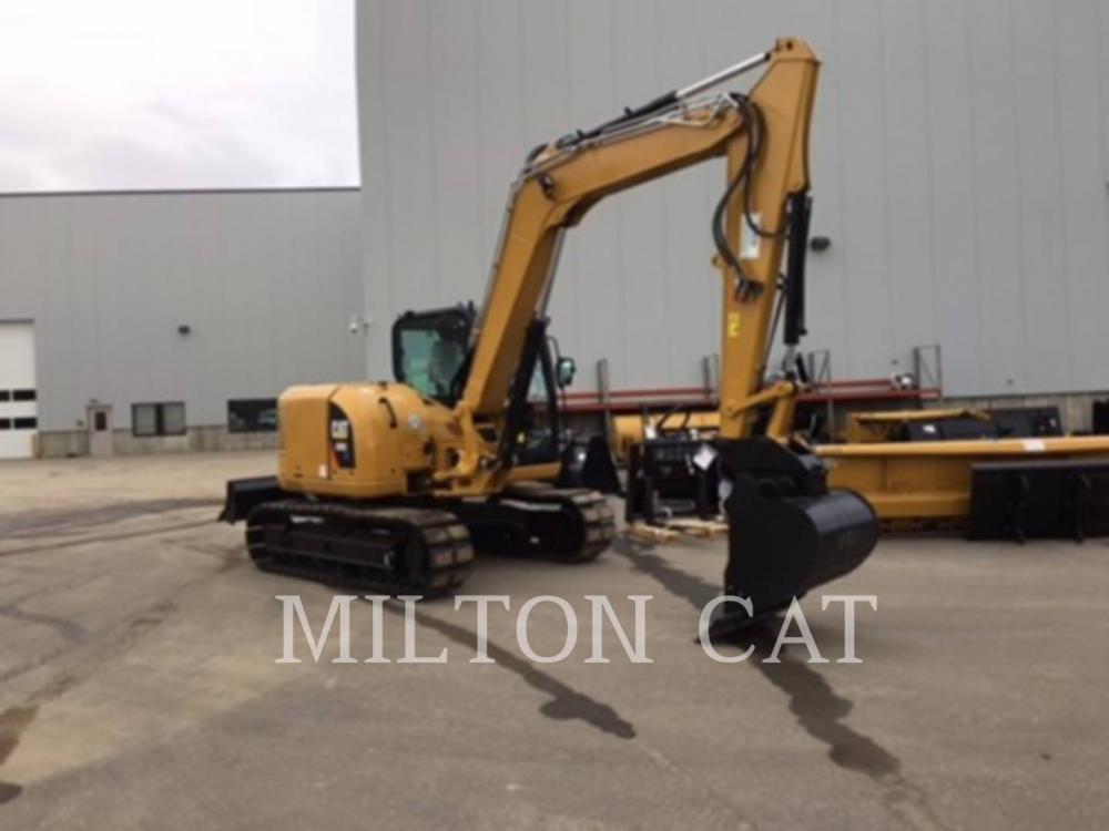 Detail photo of 2018 Caterpillar 308E2 CRSB from Construction Equipment Guide