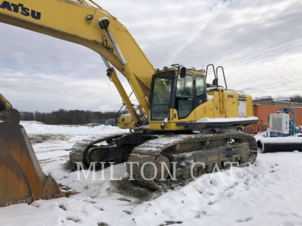 Detail photo of 2006 Komatsu PC600LC-8 from Construction Equipment Guide