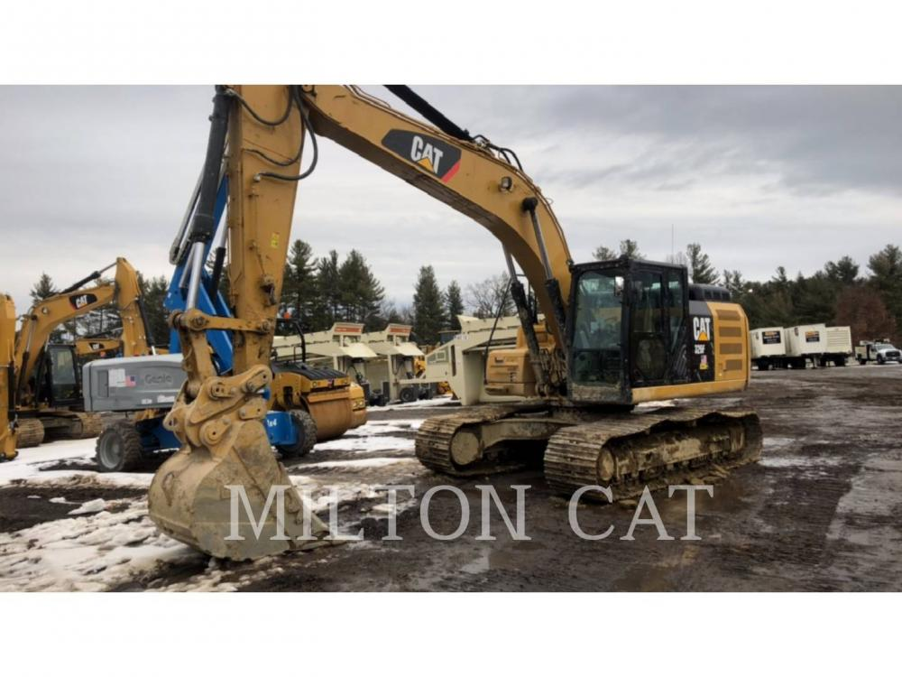 Detail photo of 2016 Caterpillar 326F from Construction Equipment Guide
