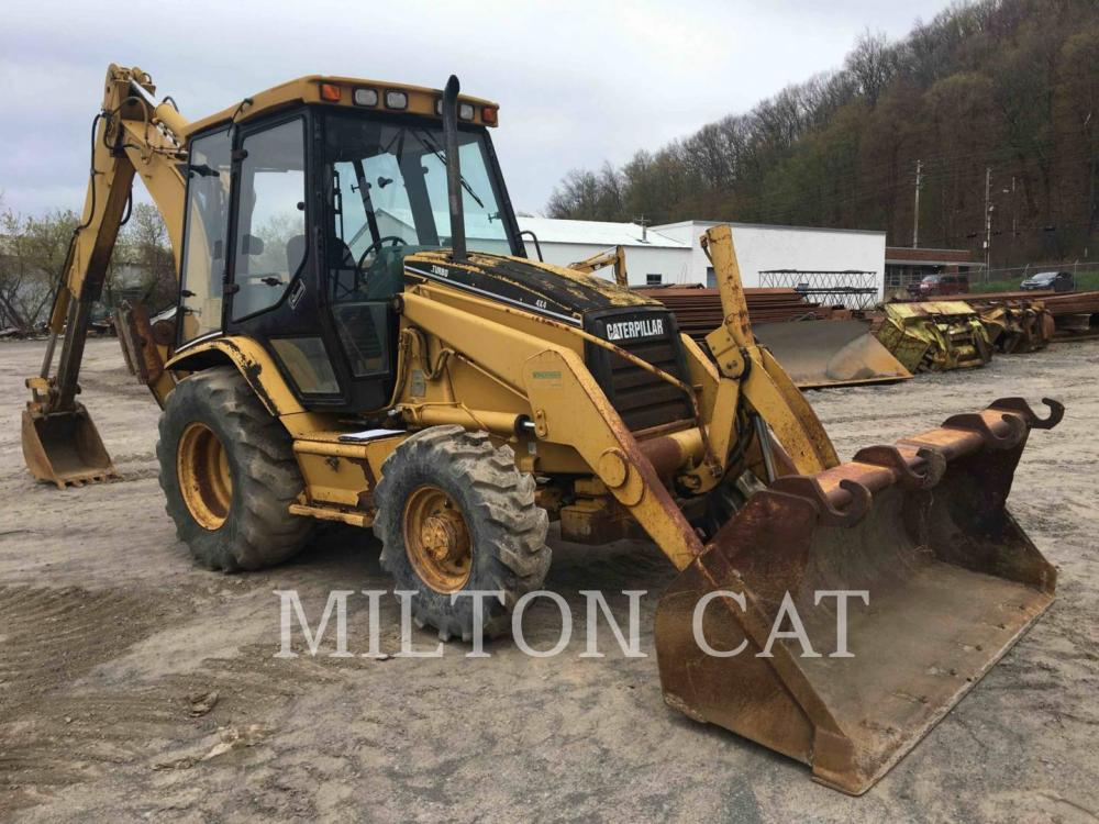 Detail photo of 1997 Caterpillar 436C from Construction Equipment Guide