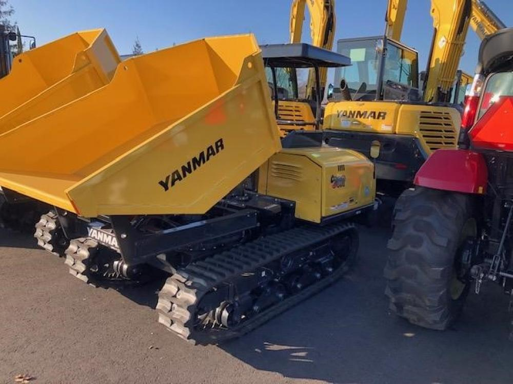 Detail photo of 2019 Yanmar C30R from Construction Equipment Guide