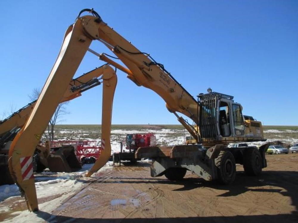 Detail photo of  Liebherr A934BHD from Construction Equipment Guide