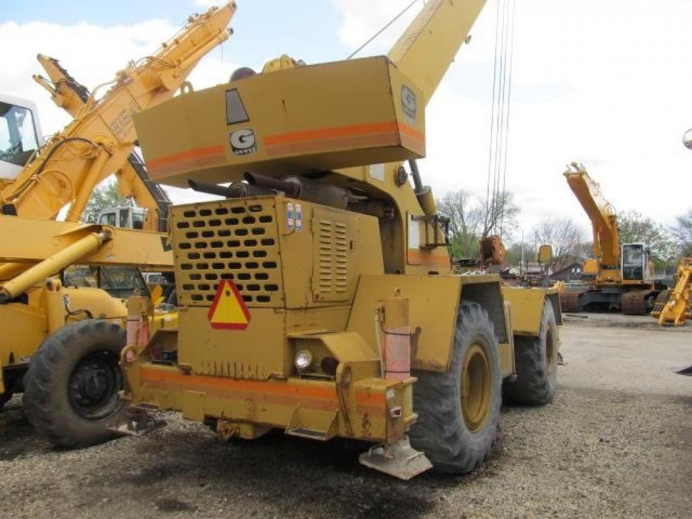Detail photo of 1979 Grove RT522 from Construction Equipment Guide