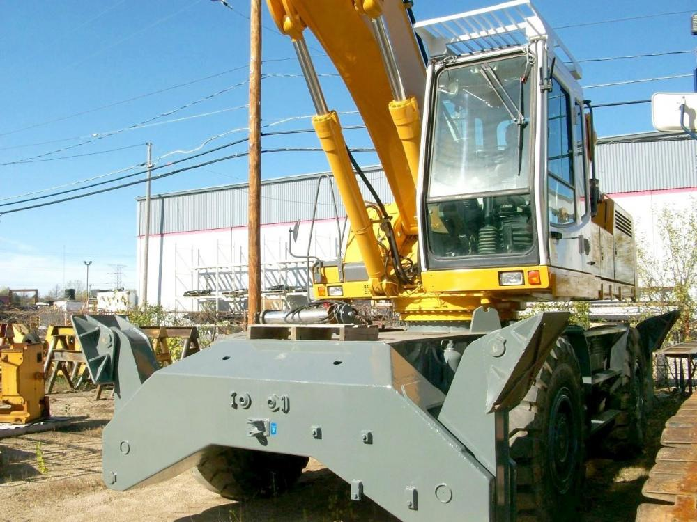 Detail photo of  Liebherr A934B from Construction Equipment Guide