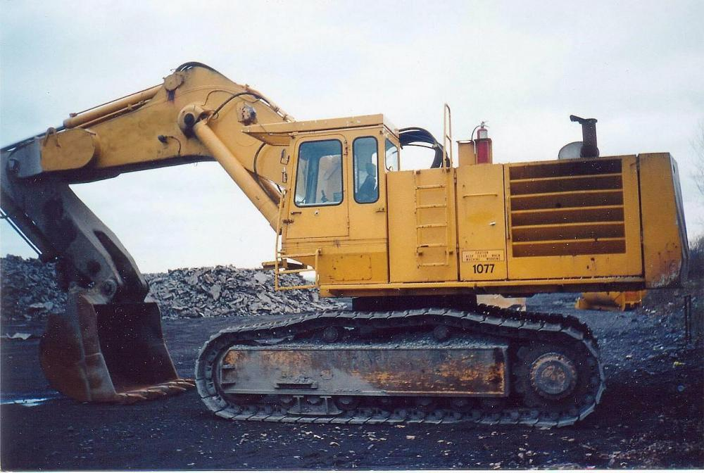 Detail photo of 1994 Demag H95 from Construction Equipment Guide