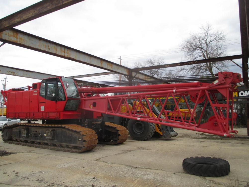 Detail photo of 2013 Manitowoc 10000B-1 from Construction Equipment Guide