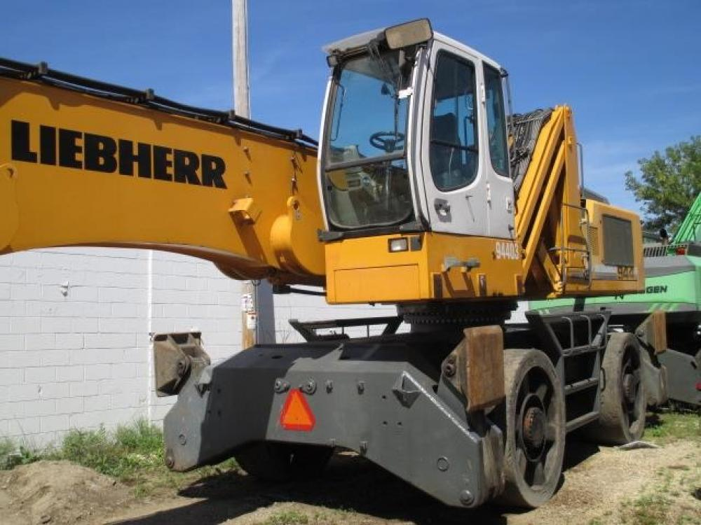 Detail photo of  Liebherr A944CHD LITRONIC from Construction Equipment Guide