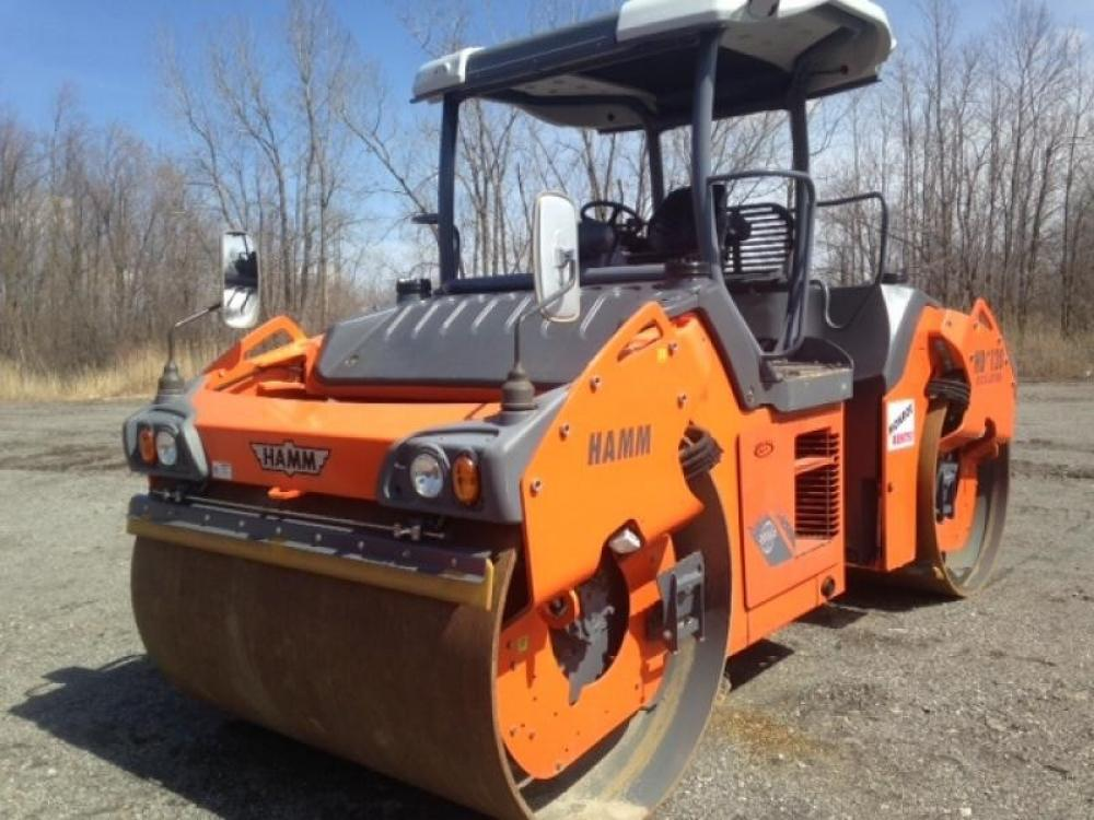 Detail photo of 2012 Hamm HD 120VO from Construction Equipment Guide