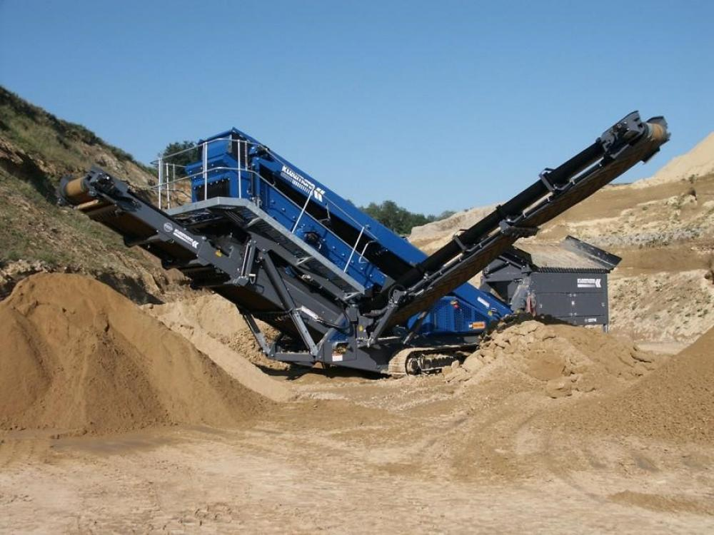 Detail photo of 2015 Kleemann MS16Z from Construction Equipment Guide
