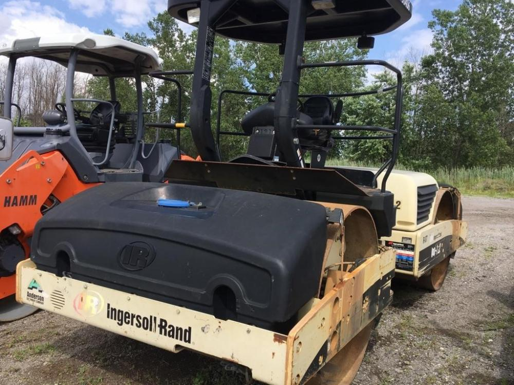 Detail photo of 2005 Ingersoll Rand DD132HF from Construction Equipment Guide