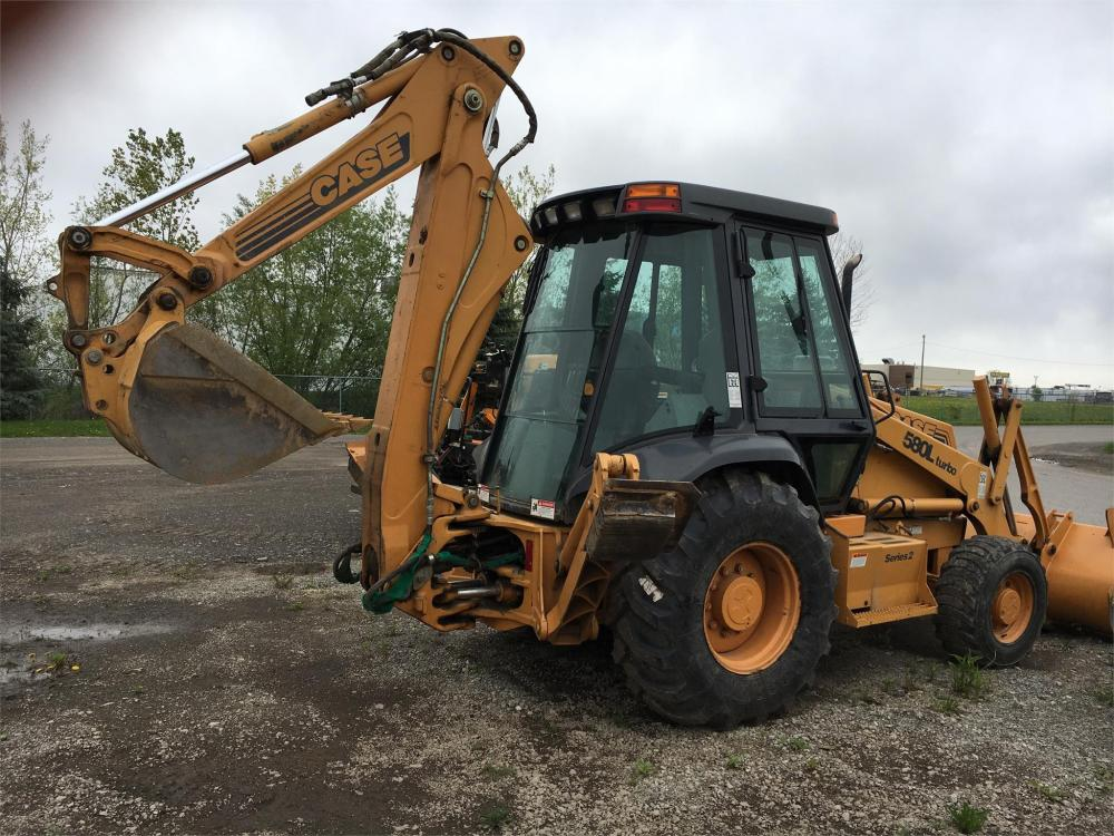 Detail photo of 1998 Case 580L II from Construction Equipment Guide