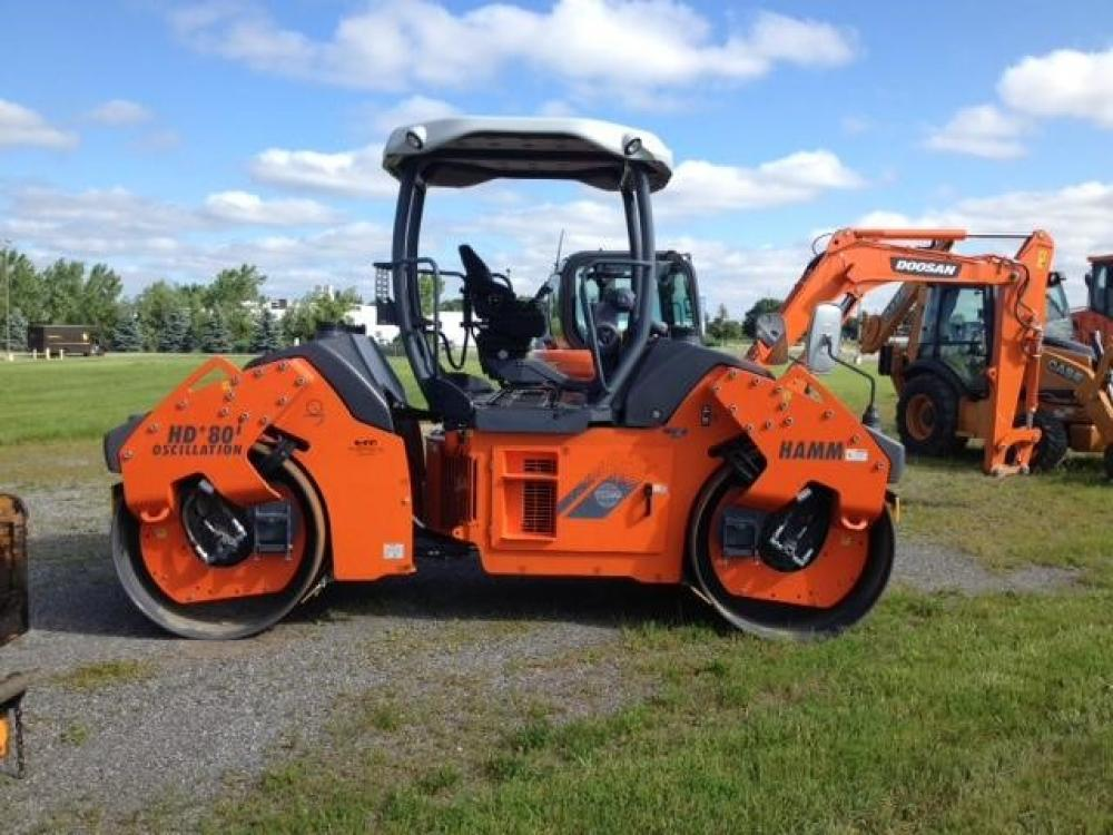 Detail photo of 2014 Hamm HD+ 80IVO from Construction Equipment Guide