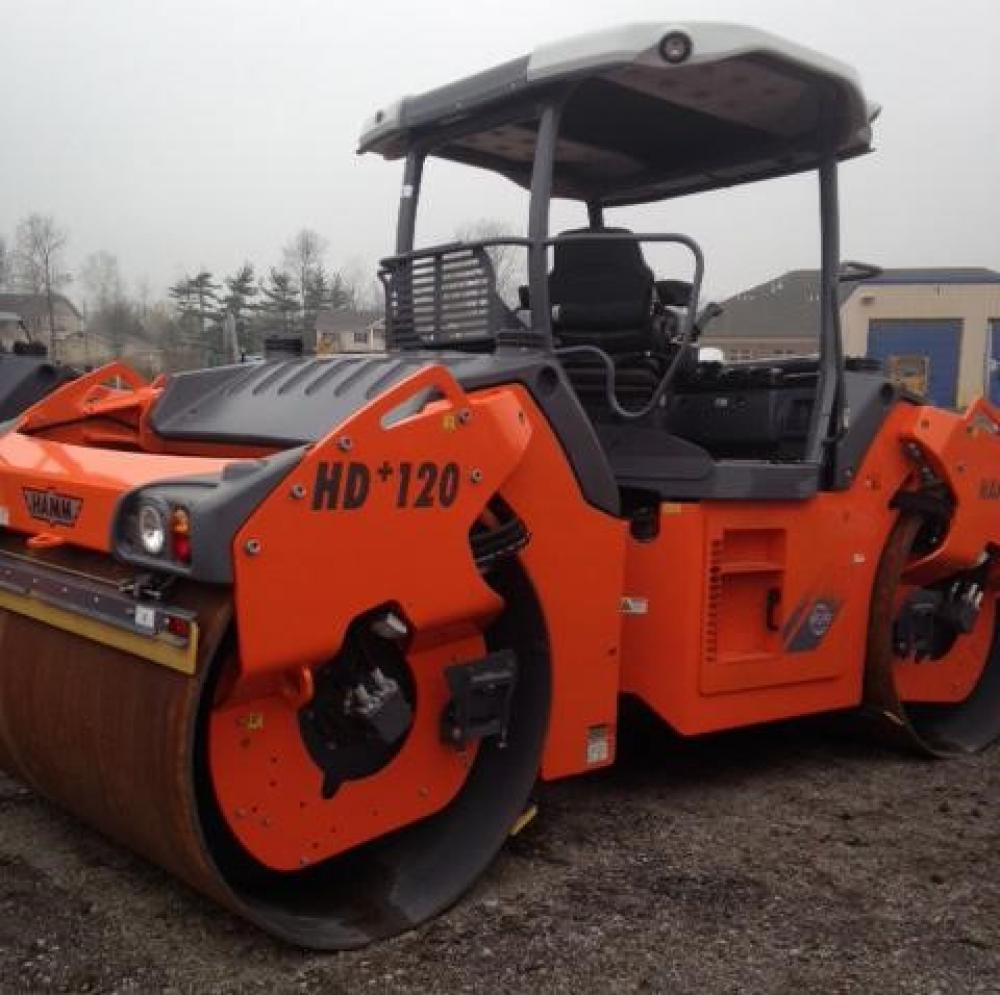 Detail photo of 2012 Hamm HD 120VV from Construction Equipment Guide
