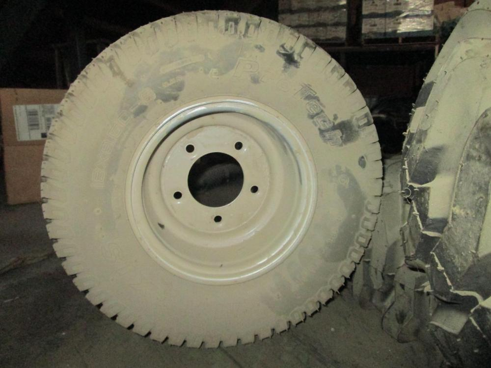 Detail photo of  Pro-Tech 18X8.5-8NHS from Construction Equipment Guide