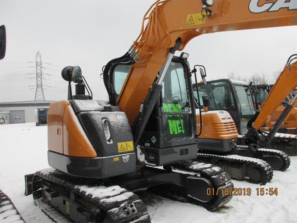 Detail photo of 2018 Case CX75C SR from Construction Equipment Guide