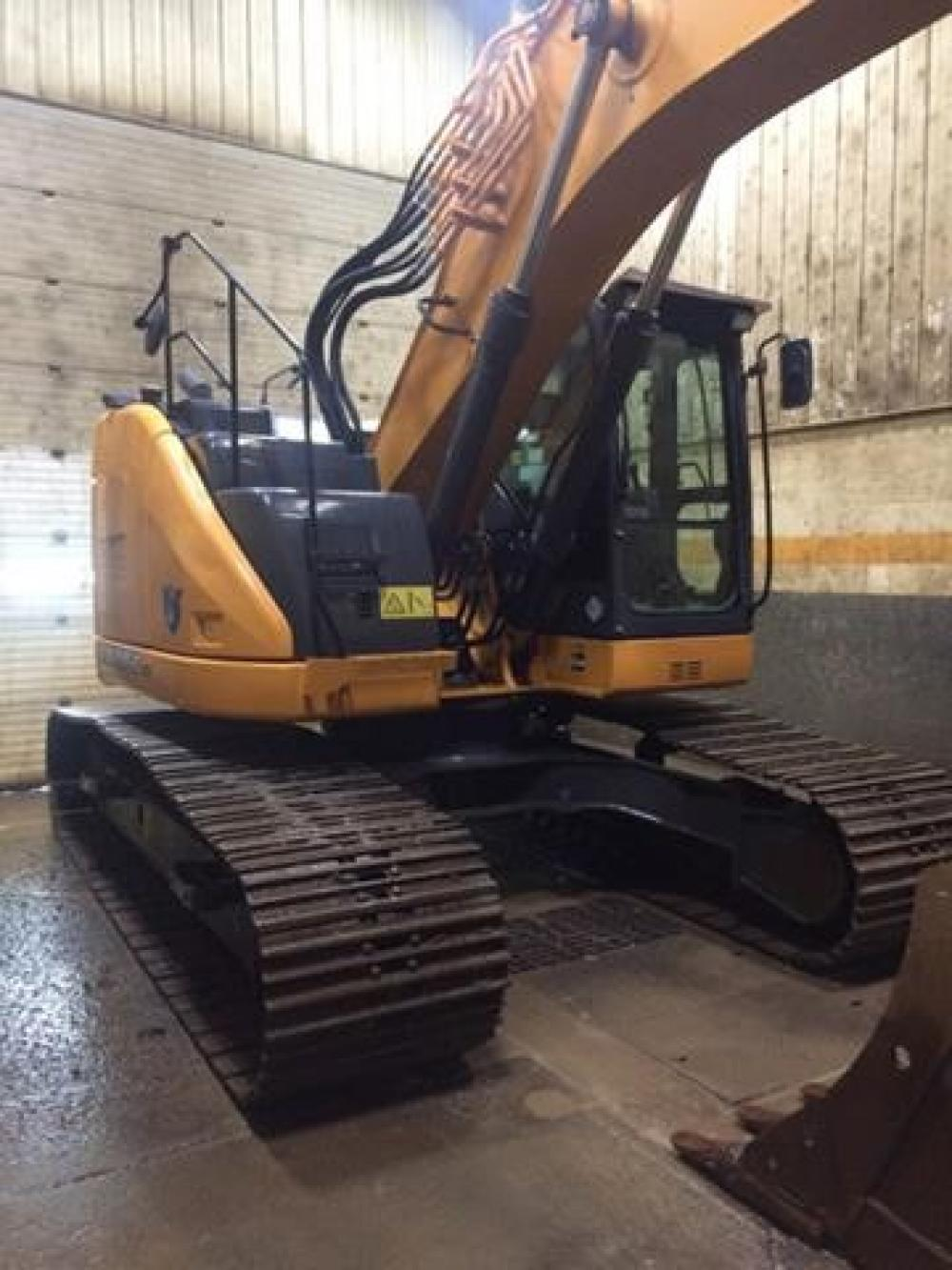 Detail photo of 2016 Case CX235C from Construction Equipment Guide