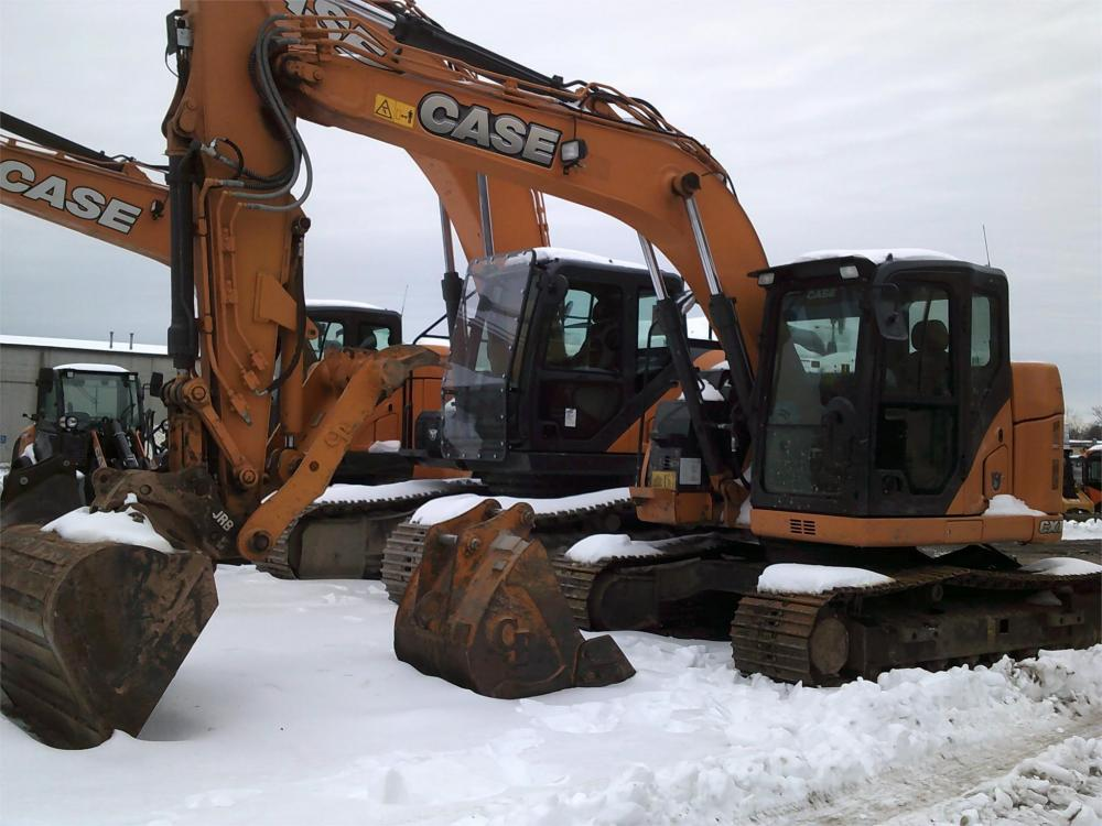 Detail photo of 2016 Case CX145C from Construction Equipment Guide