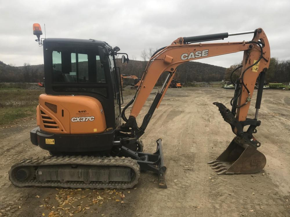 Detail photo of 2018 Case CX37C from Construction Equipment Guide