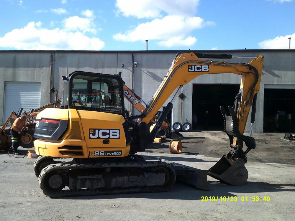 Detail photo of 2015 JCB 86C-1 from Construction Equipment Guide