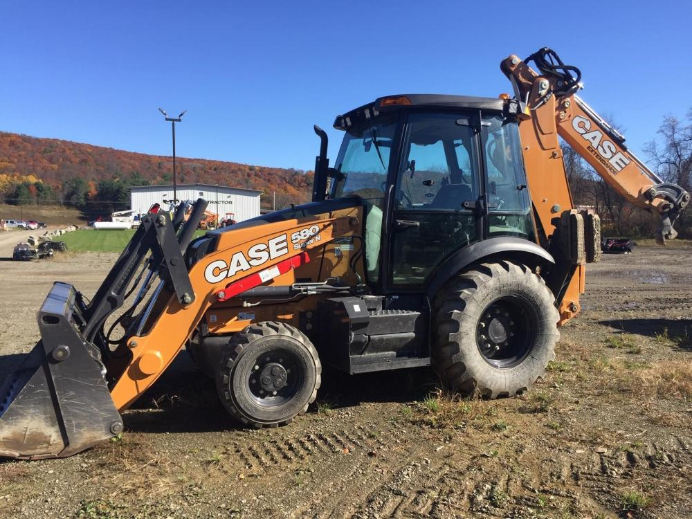 Detail photo of 2018 Case 580 SN from Construction Equipment Guide