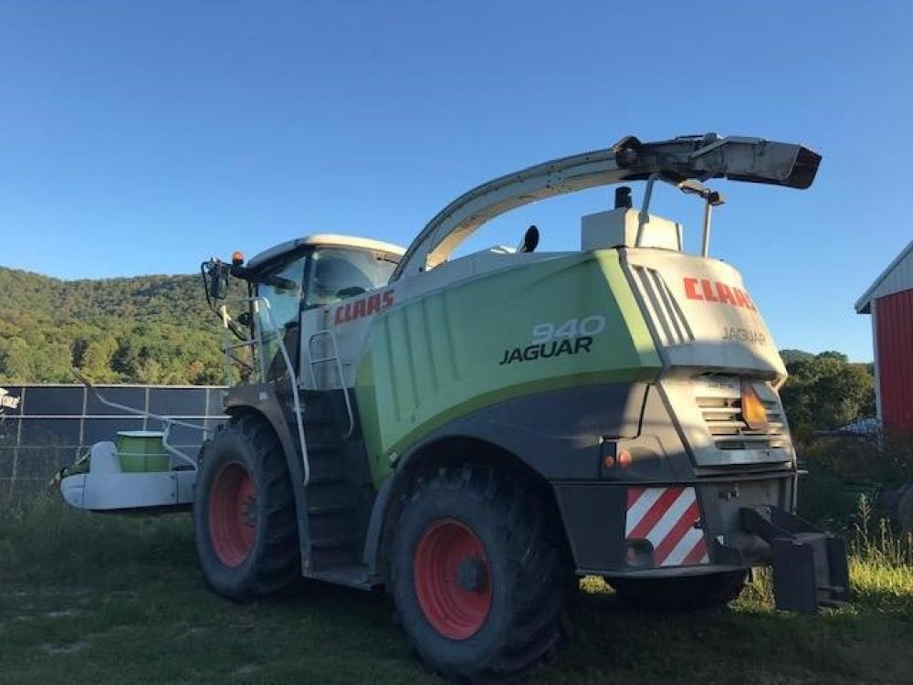 Detail photo of 2011 Claas JAGUAR 940 from Construction Equipment Guide
