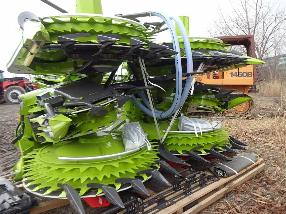 Detail photo of 2012 Claas ORBIS 750 from Construction Equipment Guide