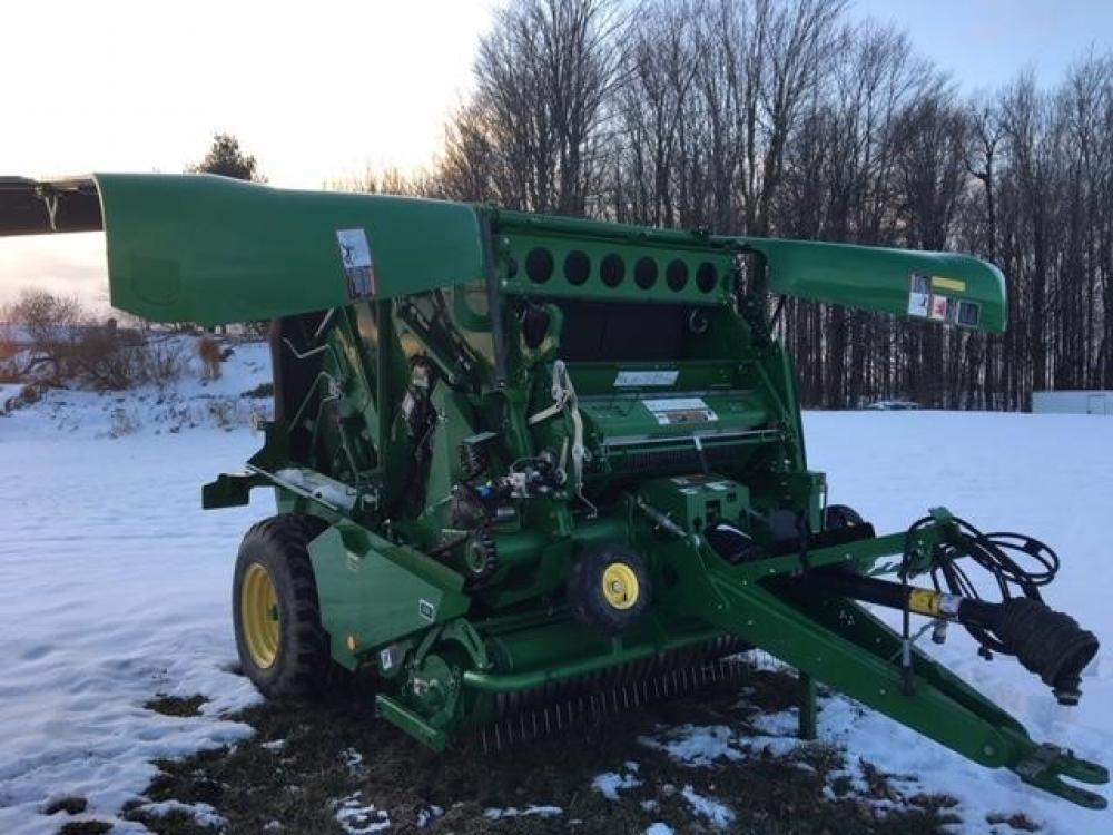 Detail photo of 2016 John Deere 960 from Construction Equipment Guide