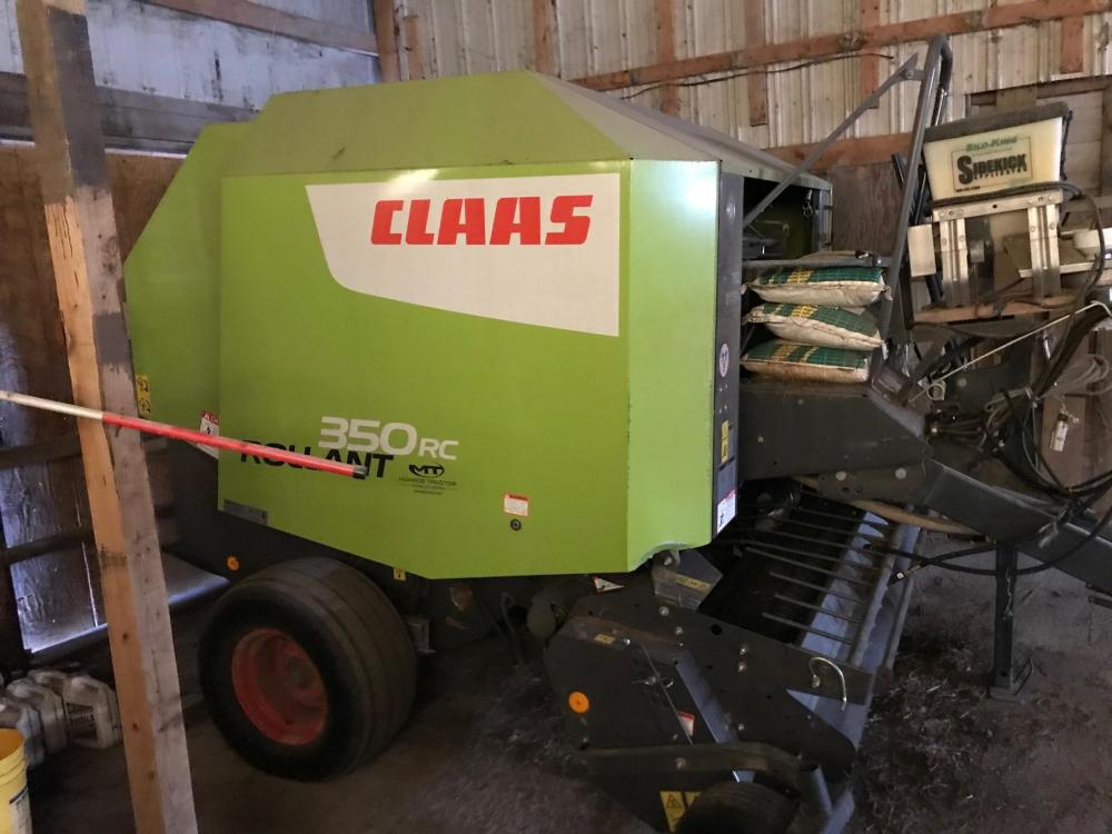 Detail photo of 2014 Claas ROLLANT 350RC from Construction Equipment Guide