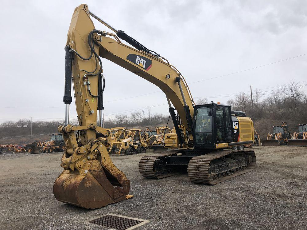Detail photo of 2017 Caterpillar 336F from Construction Equipment Guide
