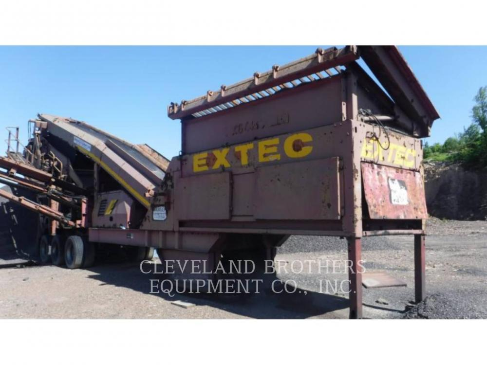Detail photo of 2002 Extec  5000 TURBO from Construction Equipment Guide