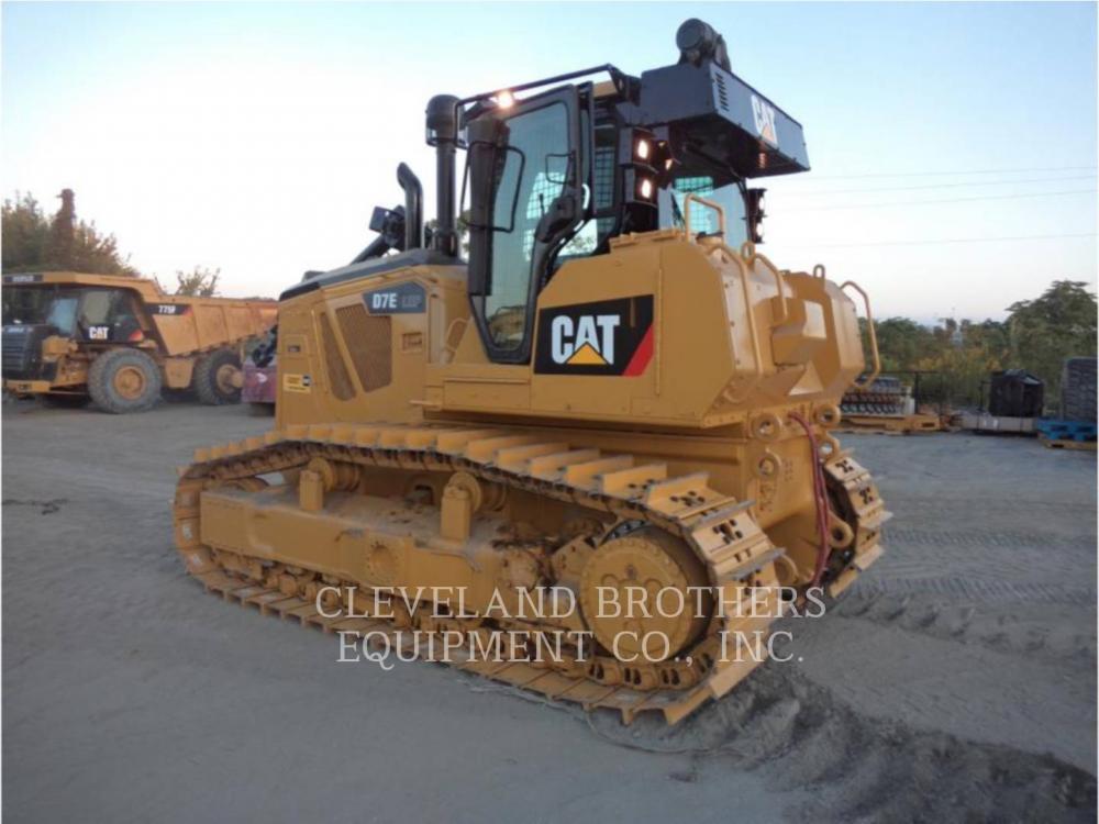 Detail photo of 2013 Caterpillar D7E from Construction Equipment Guide