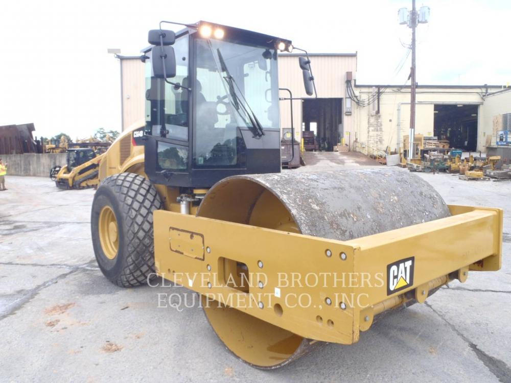 Detail photo of 2015 Caterpillar CS64B from Construction Equipment Guide