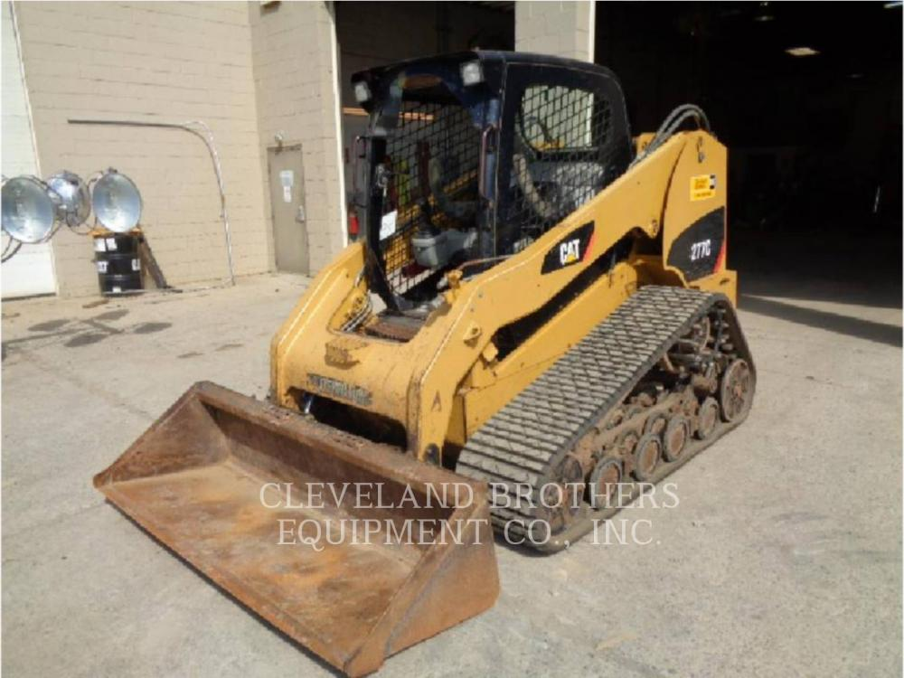Detail photo of 2009 Caterpillar 277C from Construction Equipment Guide