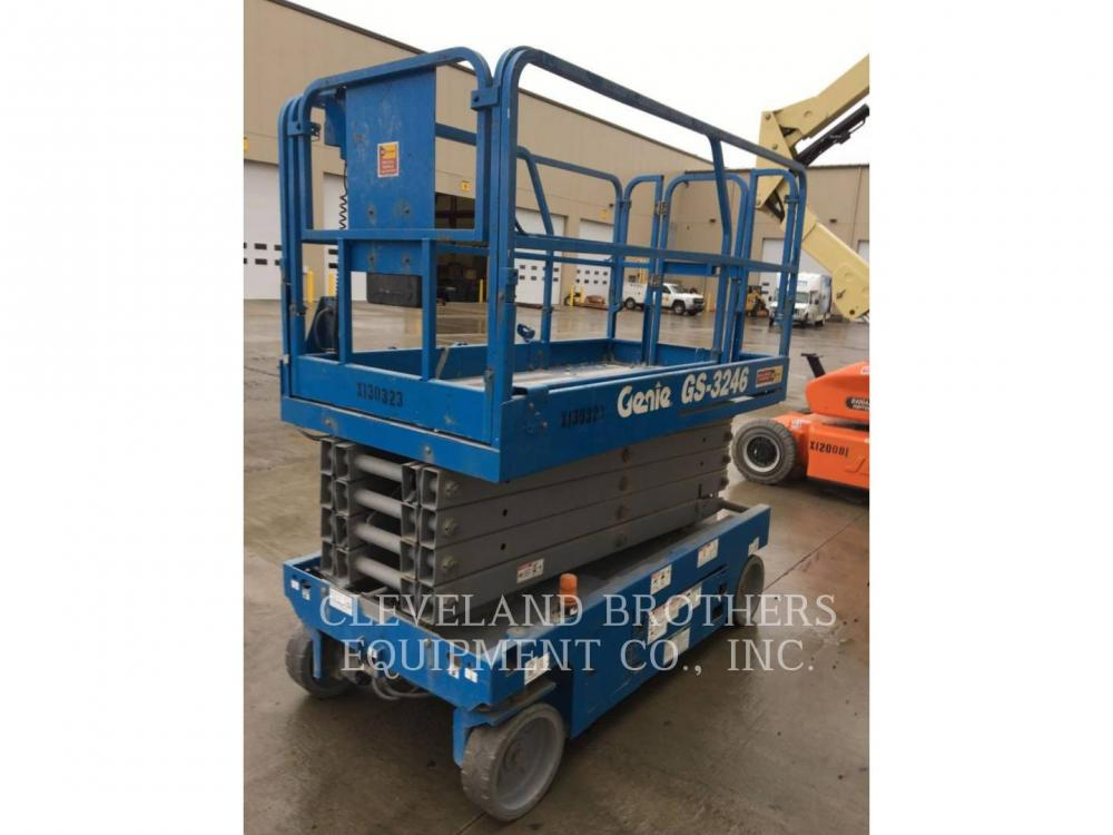 Detail photo of 2013 Genie GS-3246 from Construction Equipment Guide