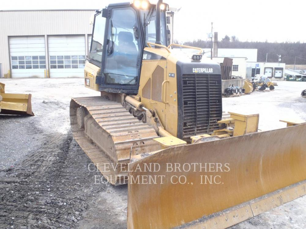 Detail photo of 2012 Caterpillar D4K LGP from Construction Equipment Guide
