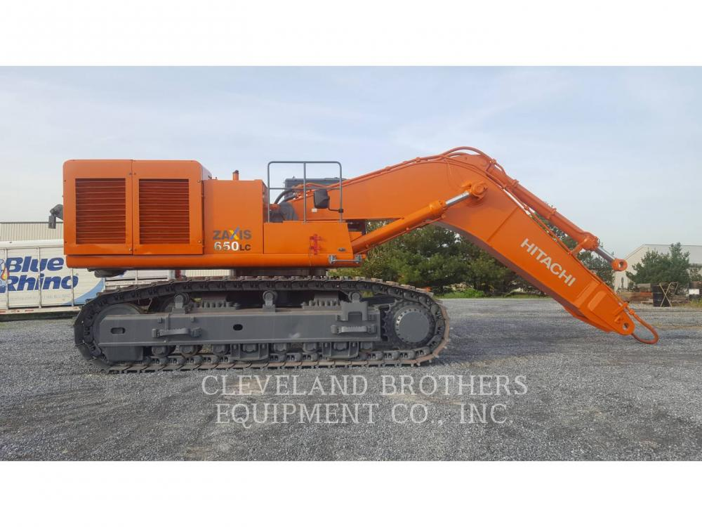 Detail photo of 2007 Hitachi ZX650LC-3 from Construction Equipment Guide