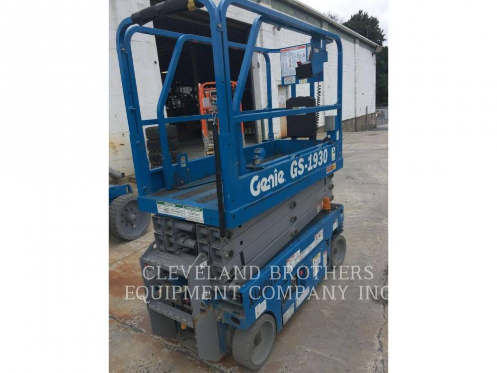 Detail photo of 2014 Genie GS-1930 from Construction Equipment Guide