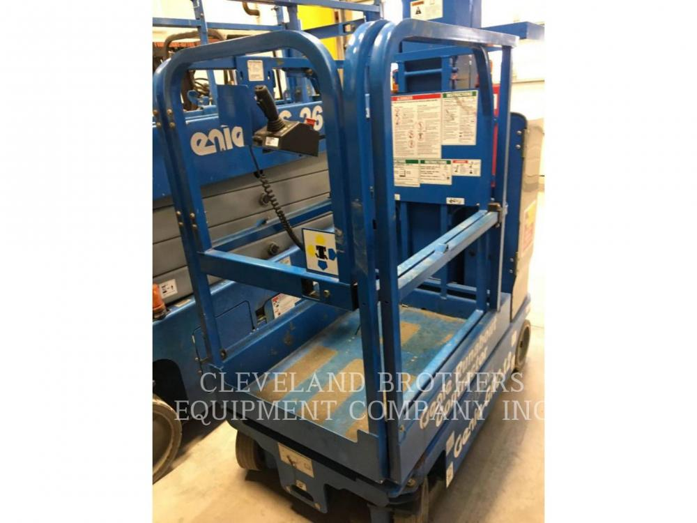 Detail photo of 2013 Genie GRC-12 from Construction Equipment Guide