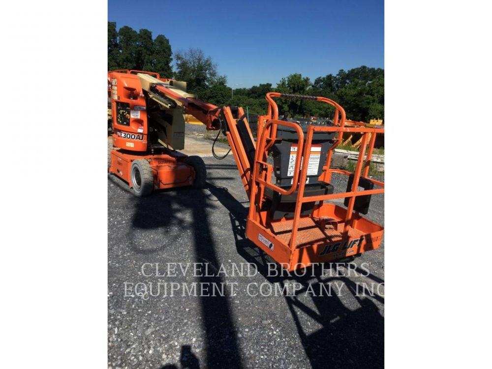 Detail photo of 2012 JLG E300AJ from Construction Equipment Guide